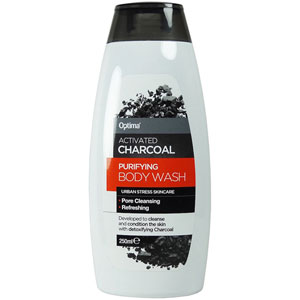 Optima - Activated Charcoal Purifying Body Wash