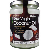 Optima - Raw Virgin Coconut Oil