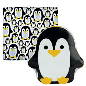 Opal London - Animal Magic Face Cloth - Penguin