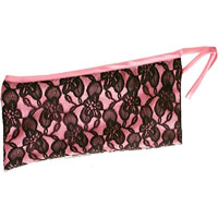 Opal London - Pink n' Lace Cosmetic Bag