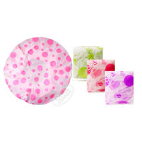 Dotty Shower Cap|2.5000|2.5000