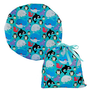 Opal London - Polar Regions Shower Cap