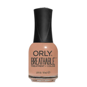 Orly - Breathable Nail Treatment & Colour - Manuka Me Crazy