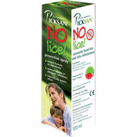 Picksan - No Lice Preventive Spray