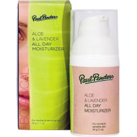 Paul Penders - Aloe & Lavender All Day Moisturiser