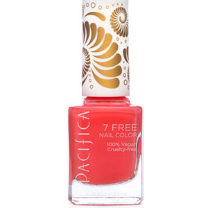 Pacifica - 7 FREE Nail Color - Totally Coral
