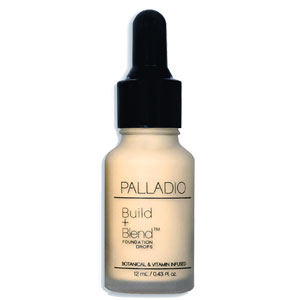 Palladio - Build & Blend Foundation Drops - Porcelain