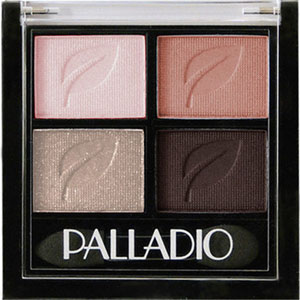 Herbal Eyeshadow Quad - Tantalizing Taupe