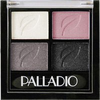 Palladio - Herbal Eyeshadow Quad - Smokey Eyes