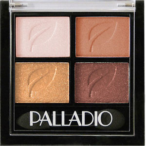 Palladio - Herbal Eyeshadow Quad - Copper 'n' Chic
