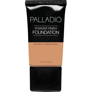Powder Finish Foundation - Golden Beige