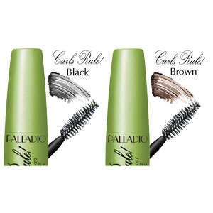 MaXXLash Herbal Mascara - Colour Chart