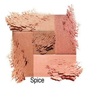 2-In-1 Mosaic Powder  - Colour Chart