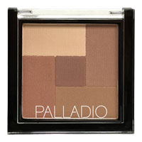 Palladio - 2-In-1 Mosaic Powder  - Sun Kissed