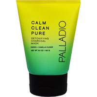 Palladio - Calm Clean Pure Detoxifying Charcoal Mask