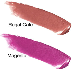 Herbal Matte Lipstick - Colour Chart