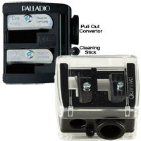 Palladio - Three in One Pencil Sharpener