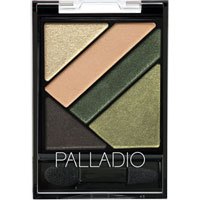 Palladio - Silk FX Eyeshadow Palette - Haute Couture
