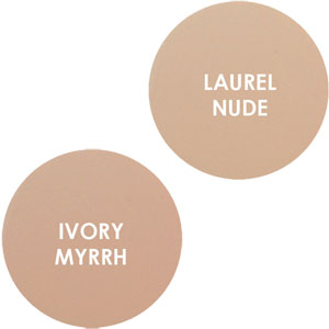 Dual Wet & Dry Foundation - Colour Chart