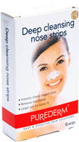 PureDerm - Deep Cleansing Nose Strips