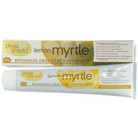 Phyto Shield - Lemon-Myrtle Botanical Oral Care Toothpaste