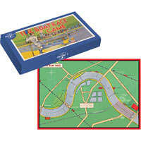 Mr Pulteney's - Boat Race Board Game