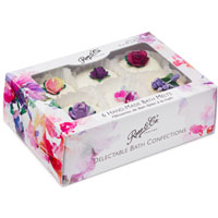 Patisserie De Bain - Six Hand Made Bath Melts Gift Box