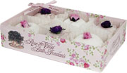 Patisserie De Bain - Rose & Violet Bath Fondants Gift Box