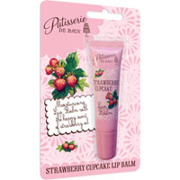 Patisserie De Bain - Strawberry Cup Cake Lip Balm