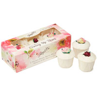 Patisserie De Bain - Everything is Coming Up Roses Gift Box
