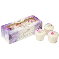 Patisserie De Bain - Hyacinth Bath Fancies