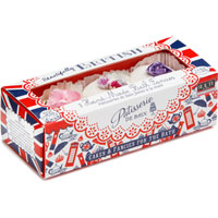 Patisserie De Bain - Beautifully British Bath Fancies Gift Box