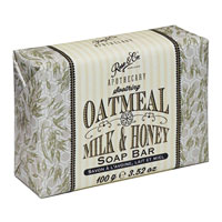 Rose & Co - Apothecary Soap Bar - Oatmeal, Milk & Honey