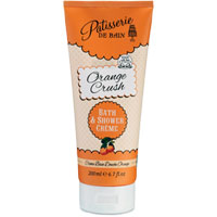 Patisserie De Bain - Orange Crush Bath & Shower Crème