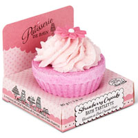 Patisserie De Bain - Strawberry Cupcake Bath Tartlette