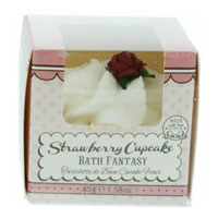 Patisserie De Bain - Strawberry Cupcake Bath Fantasy