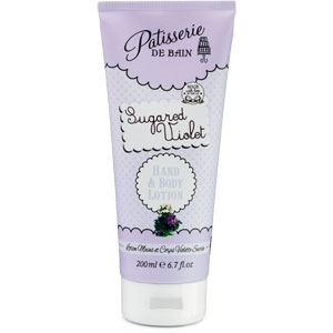 Patisserie De Bain - Sugared Violet Hand & Body Lotion