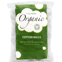 Simply Gentle - Organic Cotton Wool