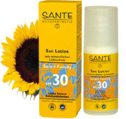 Sante - Sensitive Sun Lotion - SPF 30