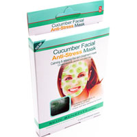 Skin Benefits - Cucumber Facial Anti-Stress Mask