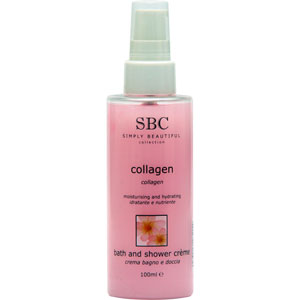 SBC - Collagen Bath & Shower Crème