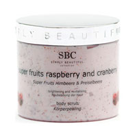 Raspberry and Cranberry Body Scrub|30.0000|27.0000
