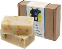 Soap of The Earth - Mild & Gentle Dog Soap