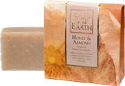 Soap of The Earth - Honey & Almond Natural Cleansing Bar