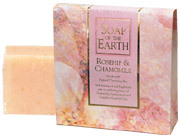 Soap of The Earth - Rosehip & Chamomile Natural Cleansing Bar