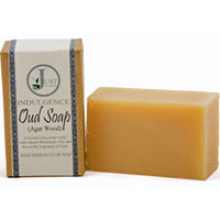 Just Soaps - Oud Soap Bar - Indulgence