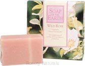 Soap of The Earth - Wildflower Soap - Wild Rose