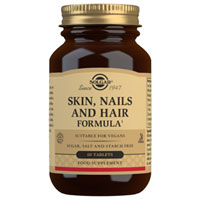 Solgar - Skin, Hair & Nails Formula