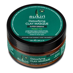 Sukin - Detoxifying Clay Mask