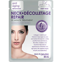 Skin Republic - Neck & Décolletage Repair Sheet Mask